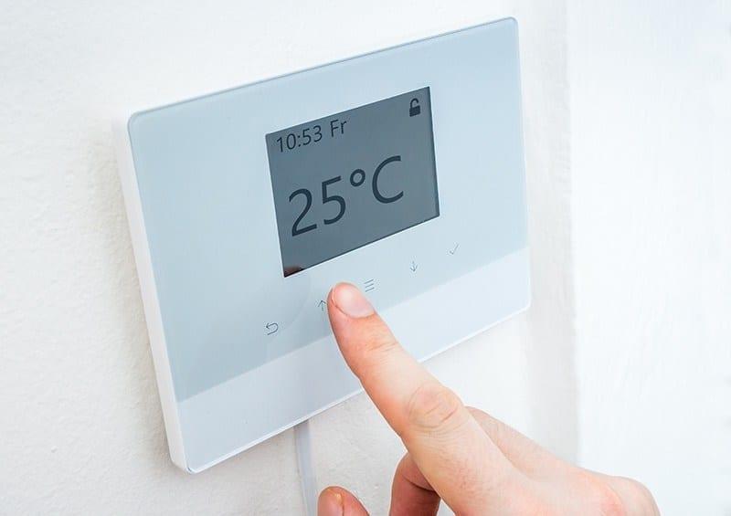 verwarming kan ook ongezond zijn